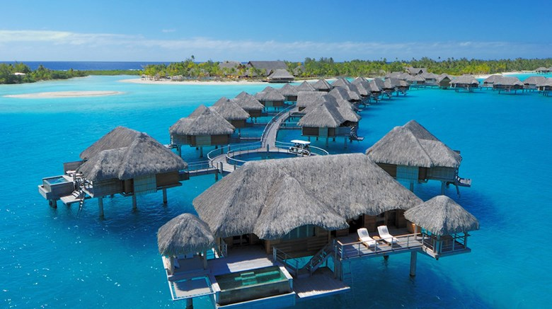 Bora Bora Island >> Four Seasons Resort Bora Bora Deluxe Bora Bora Society Islands