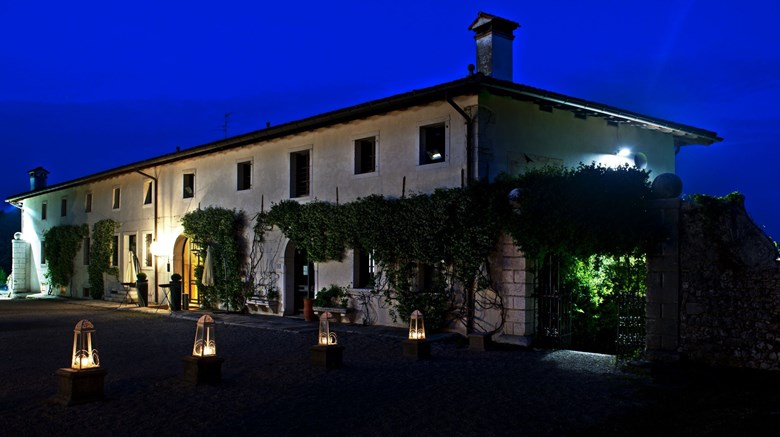 "Villa Policreti Hotel Exterior. Images powered by <a href=""http://www.leonardo.com""  target=""_blank"">VFM Leonardo</a>."