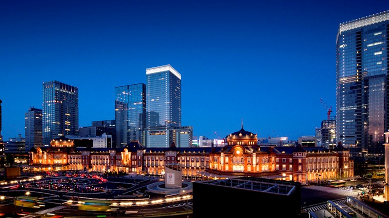 The Tokyo Station Hotel Exterior Images Ed By A Href Http