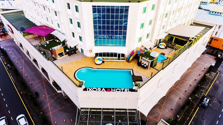 "Ixora Hotel Prai Exterior. Images powered by <a href=""http://www.leonardo.com""  target=""_blank"">Leonardo</a>."