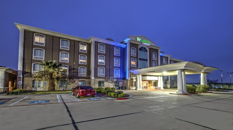 Holiday Inn Express Corsicana I 45 Exterior Images Ed By A Href