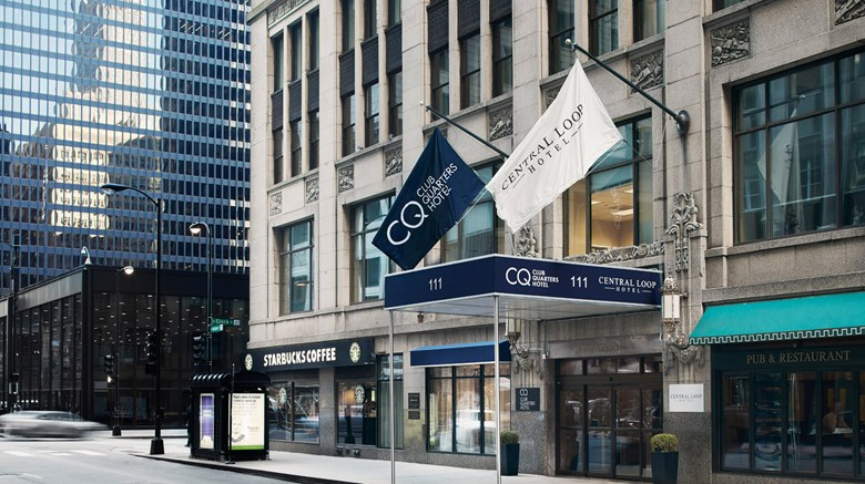 Central Loop Hotel Exterior Images Ed By A Href Http