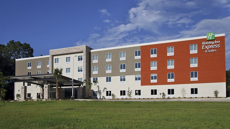 Holiday Inn Express Suites Columbus N Exterior Images Ed By A Href