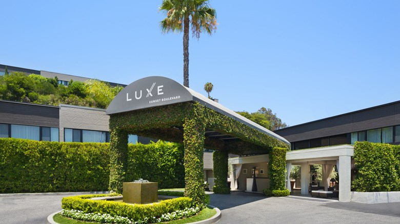 Luxe Sunset Boulevard Hotel Exterior Images Ed By A Href Http