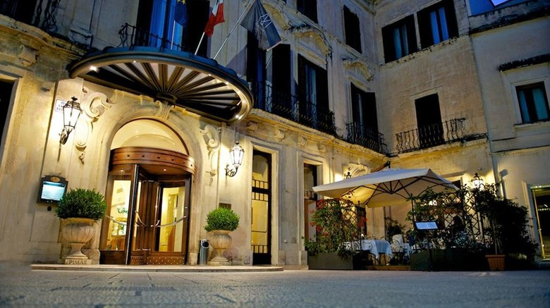 "Hotel Patria Palace Lecce Exterior. Images powered by <a href=""http://www.leonardo.com""  target=""_blank"">Leonardo</a>."