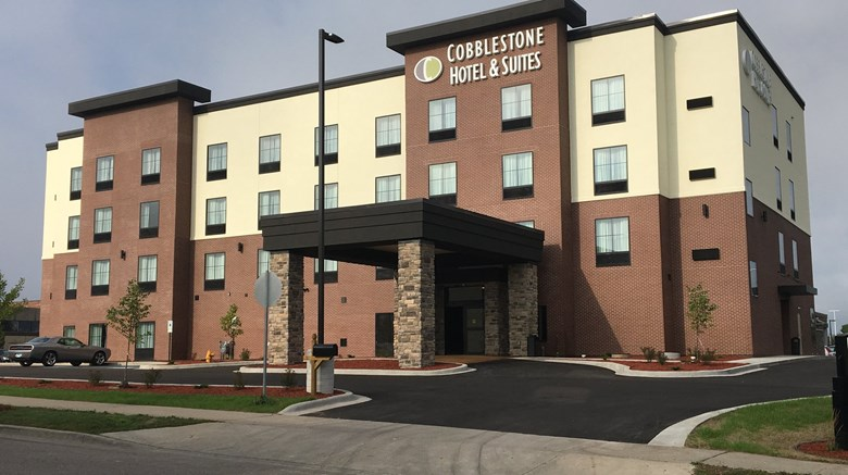 Cobblestone Hotel Suites Stevens Point Exterior Images Ed By A Href