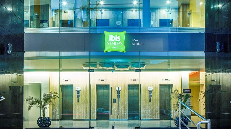 "Ibis Styles Makkah Exterior. Images powered by <a href=""http://www.leonardo.com""  target=""_blank"">Leonardo</a>."