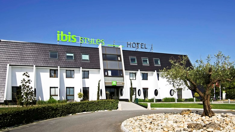 "Ibis Styles Toulouse Labege Exterior. Images powered by <a href=""http://www.leonardo.com""  target=""_blank"">Leonardo</a>."
