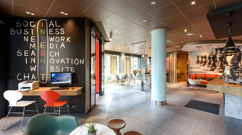 "Ibis Hotel Wuppertal Exterior. Images powered by <a href=""http://www.leonardo.com""  target=""_blank"">Leonardo</a>."