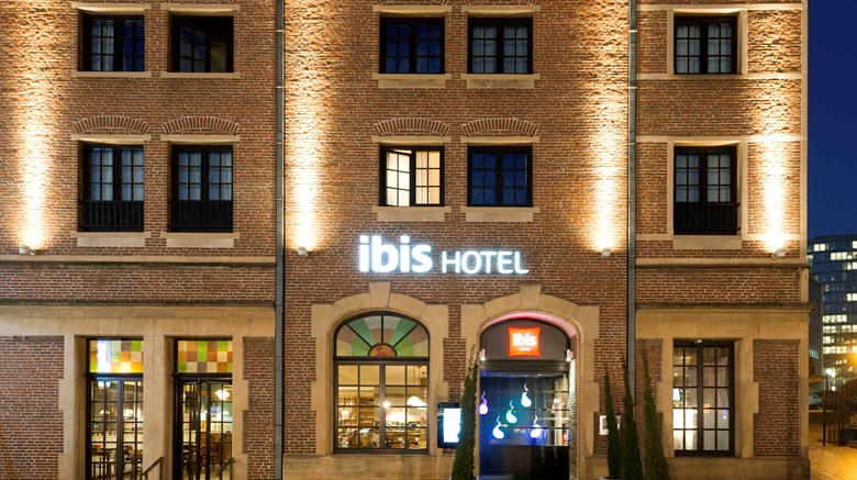 "Ibis Hotel off Grand Place Exterior. Images powered by <a href=""http://www.leonardo.com""  target=""_blank"">Leonardo</a>."