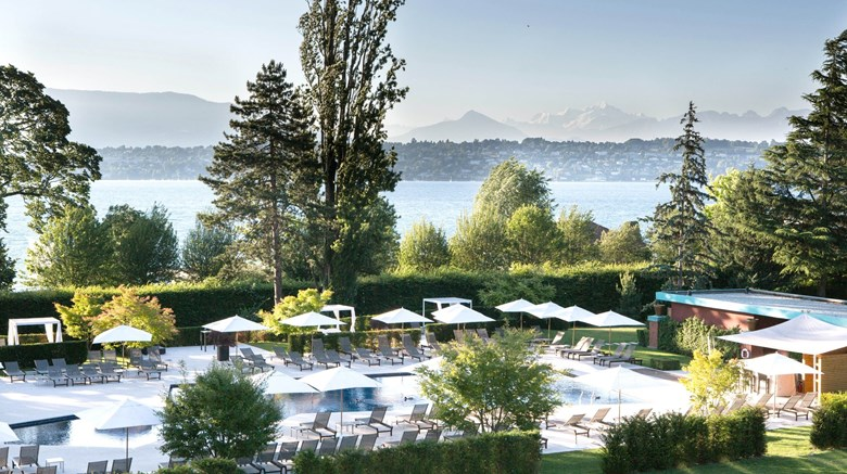 Hotel La Reserve Geneve Spa Exterior Images Ed By A Href