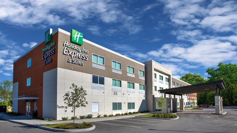 Holiday Inn Express Suites New Castle Exterior Images Ed By A Href