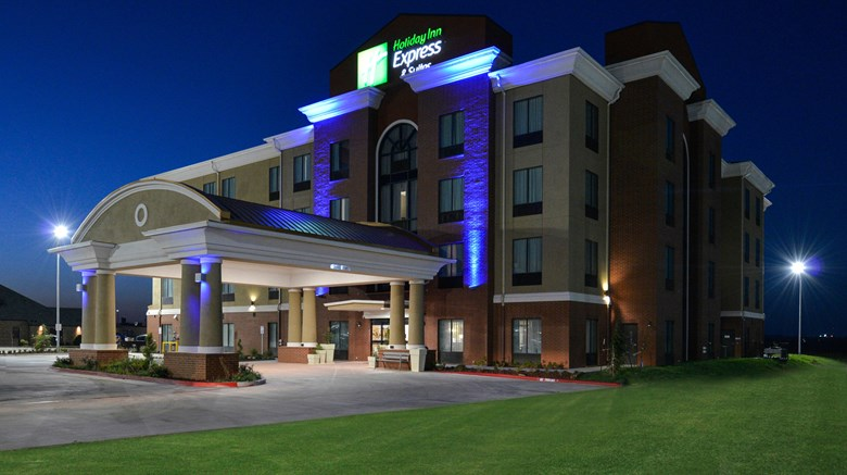 Holiday Inn Express Hotel Stes Alva Exterior Images Ed By A Href