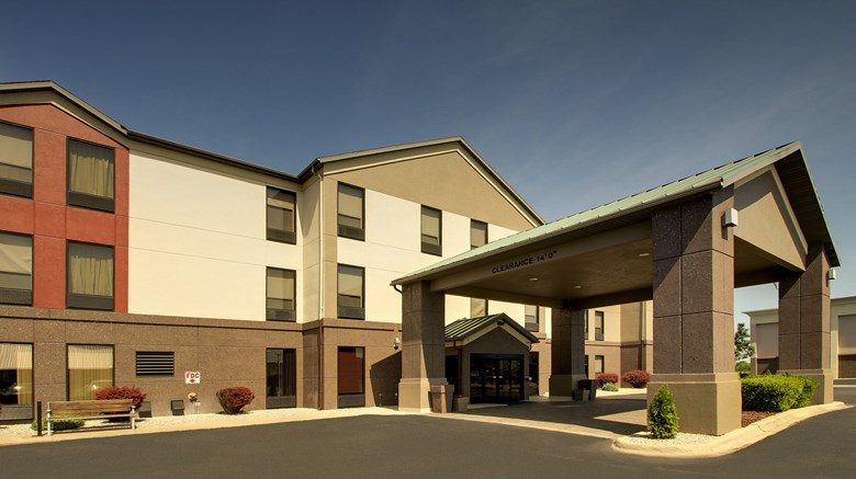 Holiday Inn Express Suites Lebanon Exterior Images Ed By A Href