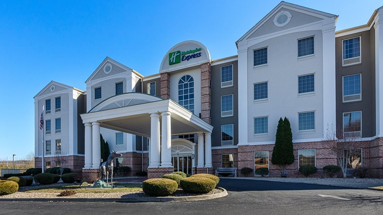 Holiday Inn Express Lexington Exterior Images Ed By A Href Http