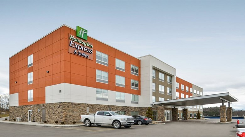 Holiday Inn Express And Suites Exterior Images Ed By A Href Http