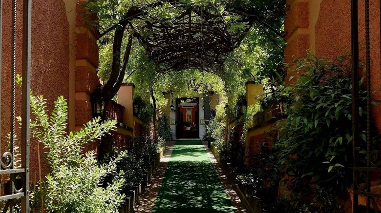 "Rome Garden Hotel Exterior. Images powered by <a href=""http://www.leonardo.com""  target=""_blank"">Leonardo</a>."