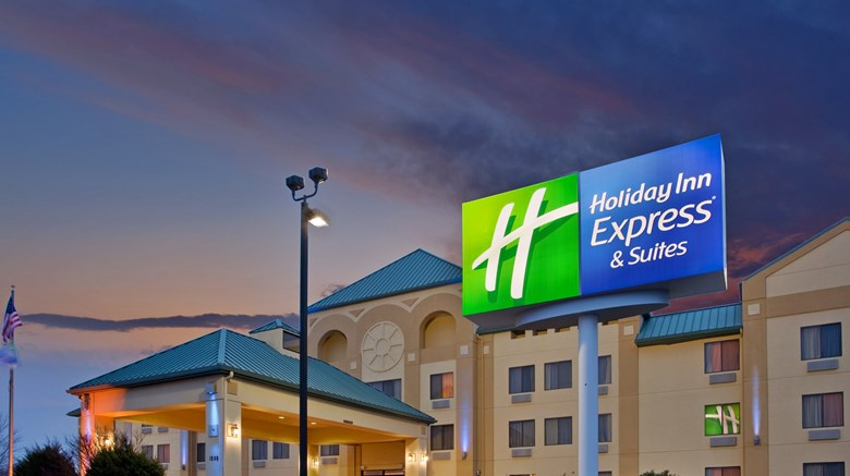 Holiday Inn Express Suites St Louis W Exterior Images Ed By A