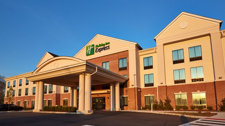 Holiday Inn Express Bordentown Ton Exterior Images Ed By A Href