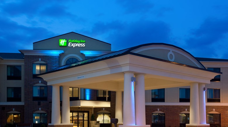 Holiday Inn Express Hotel Suites Peru Exterior Images Ed By A Href