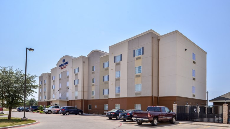 "Candlewood Suites Abilene Exterior. Images powered by <a href=""http://www.leonardo.com""  target=""_blank"">Leonardo</a>."