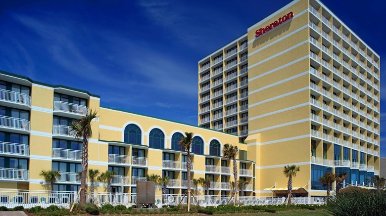 Sheraton Virginia Beach Oceanfront Hotel Exterior Images Ed By A Href Http