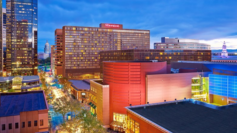 Sheraton Denver Downtown Hotel Exterior Images Ed By A Href Http