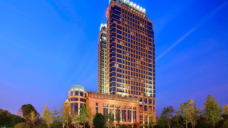 Sheraton Wenzhou Hotel Exterior Images Ed By A Href Http