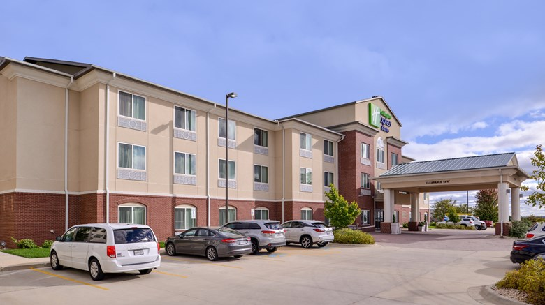 Holiday Inn Express Stes Emporia Nw Exterior Images Ed By A Href
