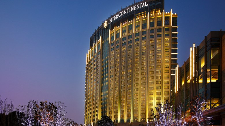 "InterContinental Suzhou Exterior. Images powered by <a href=""http://www.leonardo.com""  target=""_blank"">Leonardo</a>."