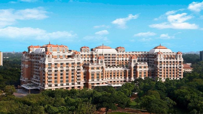 "ITC Grand Chola, Luxury Collection Hotel Exterior. Images powered by <a href=""http://www.leonardo.com""  target=""_blank"">VFM Leonardo</a>."