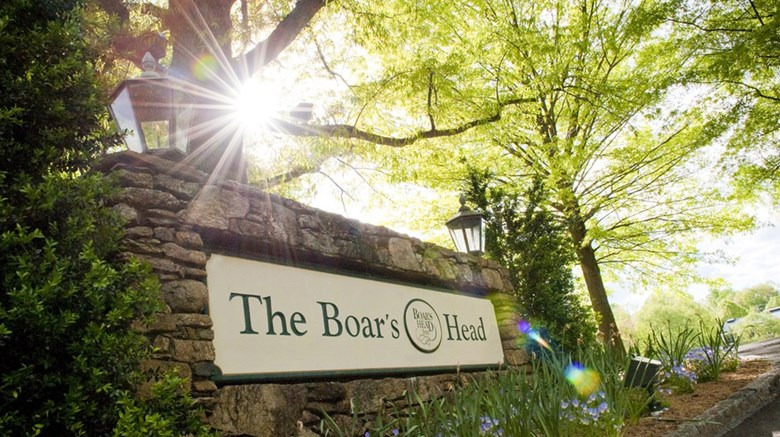 "The Boars Head Resort Exterior. Images powered by <a href=""http://www.leonardo.com""  target=""_blank"">Leonardo</a>."
