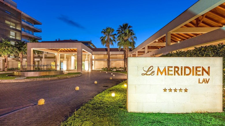 "Le Meridien Lav, Split Exterior. Images powered by <a href=""http://www.leonardo.com""  target=""_blank"">Leonardo</a>."