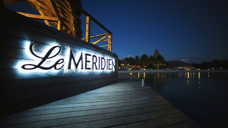 "Le Meridien Bora Bora Exterior. Images powered by <a href=""http://www.leonardo.com""  target=""_blank"">Leonardo</a>."