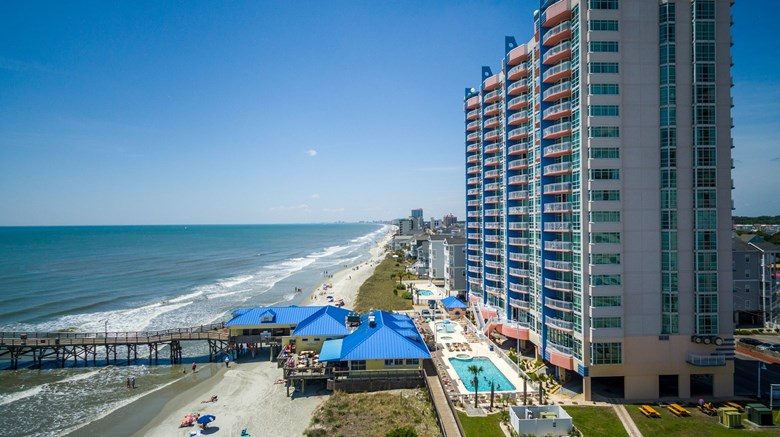 North Myrtle Beach Hotels >> The Prince Resort In Cherry Grove North Myrtle Beach Sc Hotels