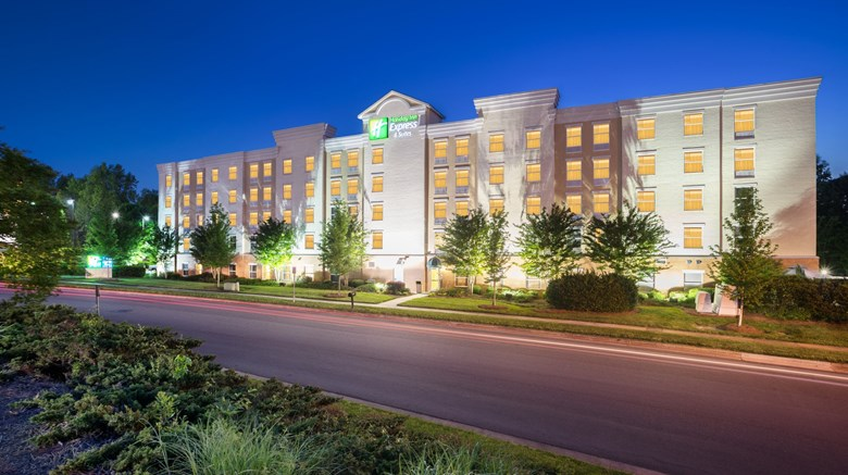 Holiday Inn Express Sts Huntersville Exterior Images Ed By A Href