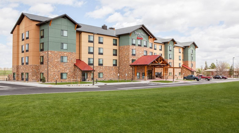 Towneplace Suites Cheyenne Exterior Images Ed By A Href Http