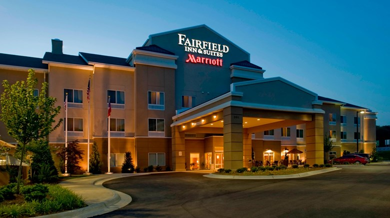 Fairfield Inn Suites Columbus Exterior Images Ed By A Href