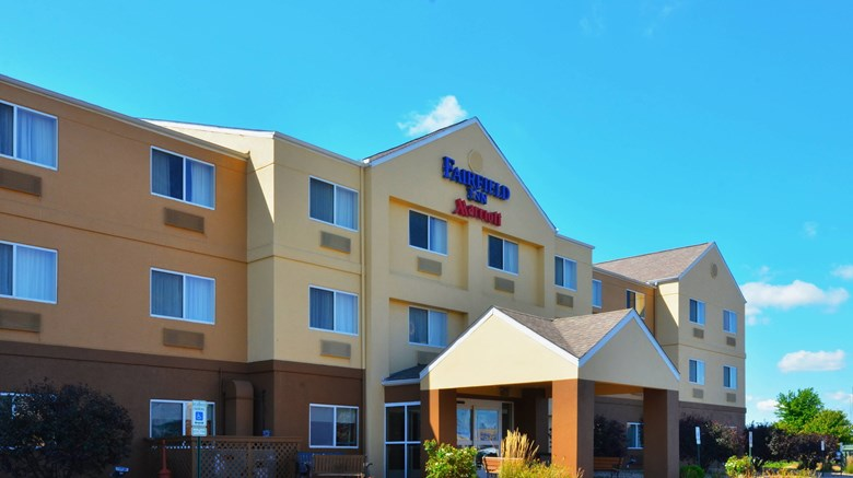 "Fairfield Inn Springfield Exterior. Images powered by <a href=""http://www.leonardo.com""  target=""_blank"">Leonardo</a>."