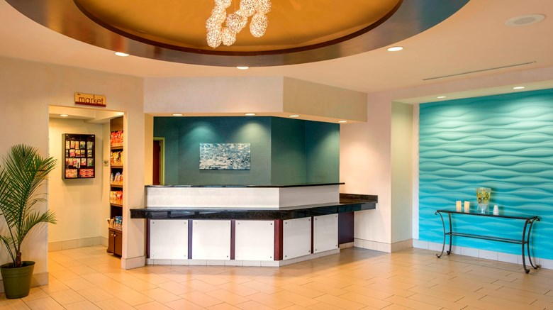 Springhill Suites By Marriott Airport Tourist Class Charlotte Nc
