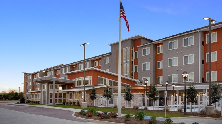 "Residence Inn Shreveport-Bossier City Exterior. Images powered by <a href=""http://www.leonardo.com""  target=""_blank"">Leonardo</a>."