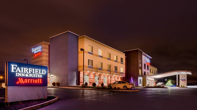 Fairfield Inn Suites Utica Exterior Images Ed By A Href Http