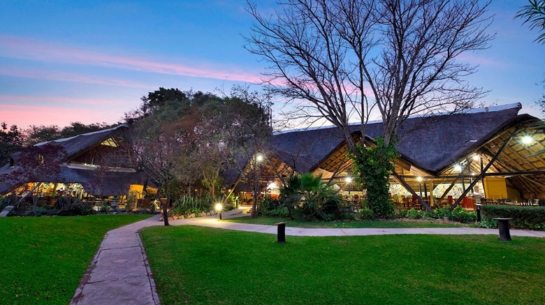 "Protea Hotel Safari Lodge Exterior. Images powered by <a href=""http://www.leonardo.com""  target=""_blank"">Leonardo</a>."