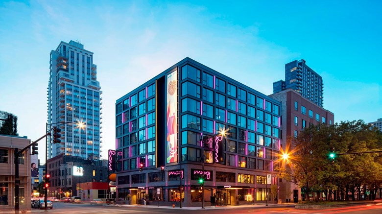 Moxy Chicago Downtown Exterior Images Ed By A Href Http