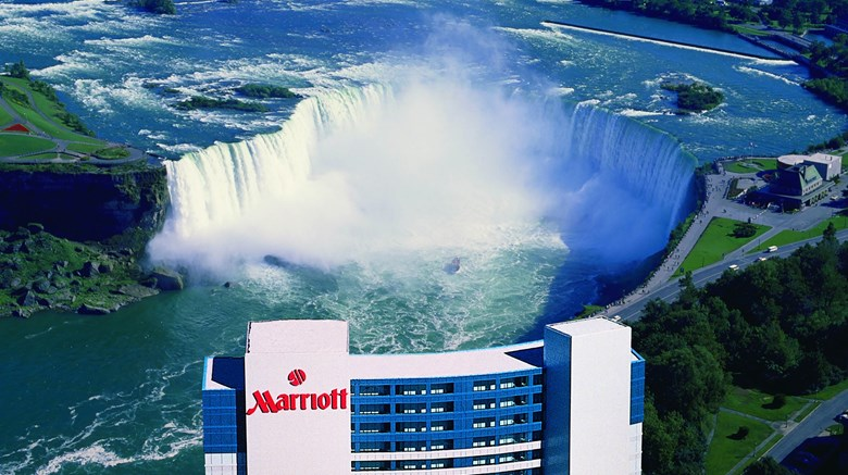 Marriott Niagara Falls Fallsview Spa Exterior Images Powered By A Href