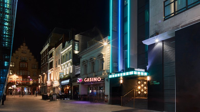 Hotel Indigo London 1 Leicester Square London England Hotels