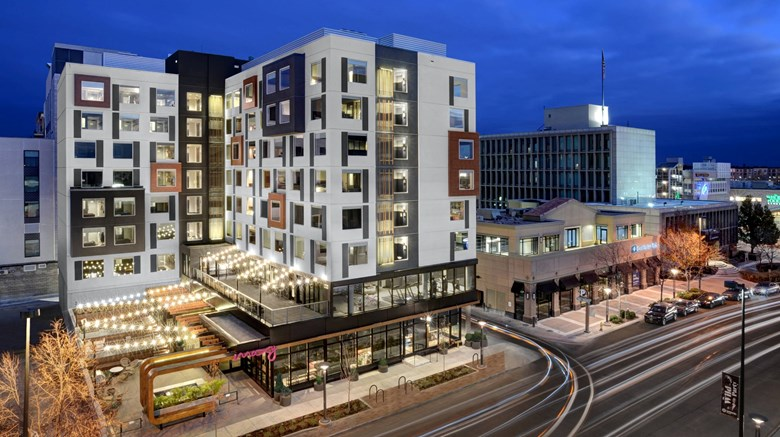 Moxy Denver Cherry Creek Exterior Images Ed By A Href Http