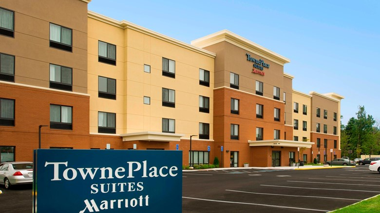 "TownePlace Suites Alexandria Ft Belvoir Exterior. Images powered by <a href=""http://www.leonardo.com""  target=""_blank"">Leonardo</a>."