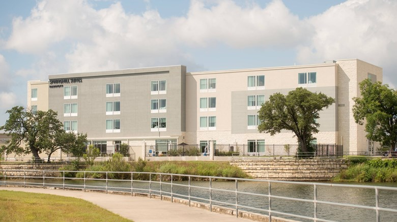 "SpringHill Suites Austin Cedar Park Exterior. Images powered by <a href=""http://www.leonardo.com""  target=""_blank"">Leonardo</a>."