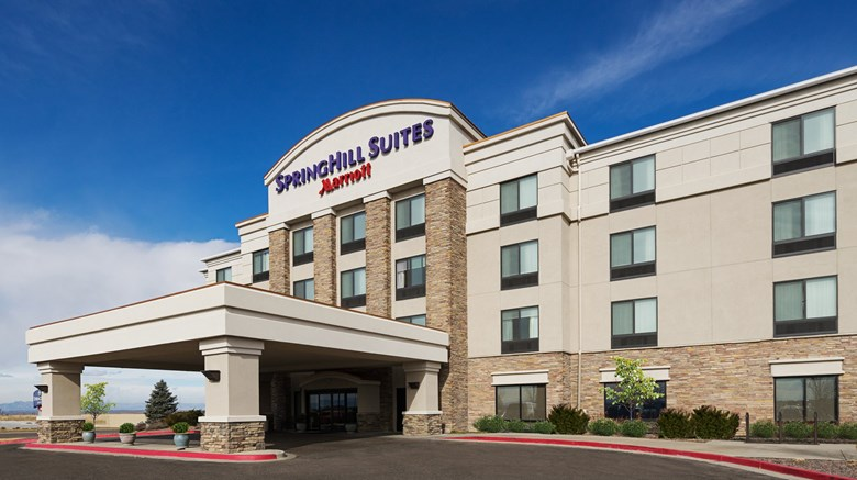 Springhill Suites Denver Airport Exterior Images Ed By A Href Http
